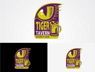 Tiger Tavern Logo - Entry #58