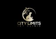 City Limits Vet Clinic Logo - Entry #297