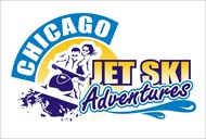 Chicago Jet Ski Adventures Logo - Entry #29