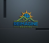 Reimagine Roofing Logo - Entry #79
