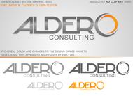 Aldero Consulting Logo - Entry #5