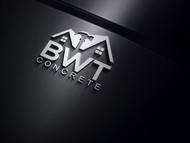 BWT Concrete Logo - Entry #284