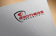 Brothers Security Logo - Entry #201