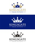Kingsgate Real Estate Logo - Entry #22