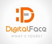 Digital Face Logo - Entry #22