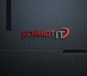 Schmidt IT Solutions Logo - Entry #194
