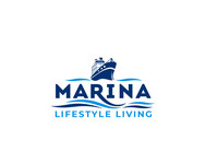 Marina lifestyle living Logo - Entry #35