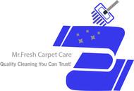 Mr. Fresh Carpet Care Logo - Entry #122