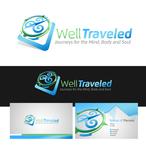 Well Traveled Logo - Entry #53