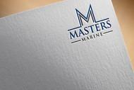 Masters Marine Logo - Entry #125
