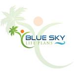 Blue Sky Life Plans Logo - Entry #64