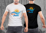 Sea of Hope Logo - Entry #236