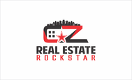 CZ Real Estate Rockstars Logo - Entry #110