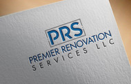 Premier Renovation Services LLC Logo - Entry #168