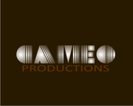 CAMEO PRODUCTIONS Logo - Entry #13