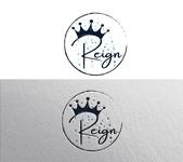 REIGN Logo - Entry #242