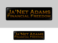 Ja'Net Adams  Logo - Entry #5