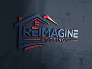 Reimagine Roofing Logo - Entry #125