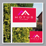 Motus Living Logo - Entry #28