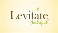 Levitate Gastropub Logo - Entry #9