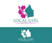 Local Girl Aesthetics Logo - Entry #138