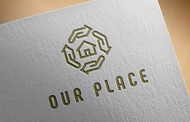 OUR PLACE Logo - Entry #132