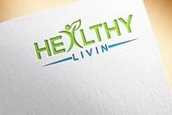 Healthy Livin Logo - Entry #294