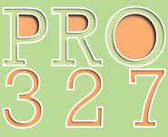 PRO 327 Logo - Entry #37