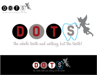 dots, the tooth fairy Logo - Entry #39