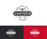 Carter's Commercial Property Services, Inc. Logo - Entry #253
