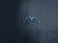 Sunshine Homes Logo - Entry #139