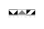 Maz Designs Logo - Entry #116
