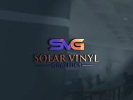 Solar Vinyl Graphics Logo - Entry #157