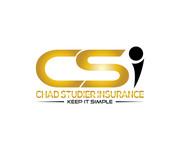 Chad Studier Insurance Logo - Entry #47