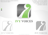 Logo for Ivy Voices - Entry #190