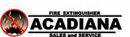 Acadiana Fire Extinguisher Sales and Service Logo - Entry #249