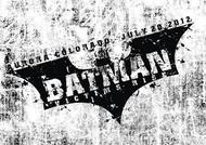 Batman Movie Aurora Colorado Logo - Entry #35