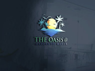 The Oasis @ Marcantel Manor Logo - Entry #121