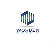 Worden Technology Solutions Logo - Entry #84