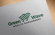 Green Wave Wealth Management Logo - Entry #75