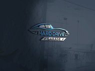 Hard drive garage Logo - Entry #361