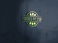 Foodies Pit Stop Logo - Entry #39