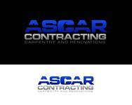 ASCAR Contracting Logo - Entry #83
