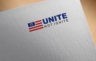 Unite not Ignite Logo - Entry #268