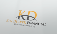 Ken Decker Financial Logo - Entry #177