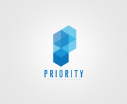 Priority Building Group Logo - Entry #81
