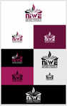 NIWE  NATIONAL INSTITUTE OF WELLNESS & ESTHETICS  Logo - Entry #71