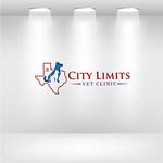 City Limits Vet Clinic Logo - Entry #147