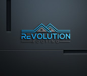 Revolution Roofing Logo - Entry #122