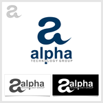 Alpha Technology Group Logo - Entry #30